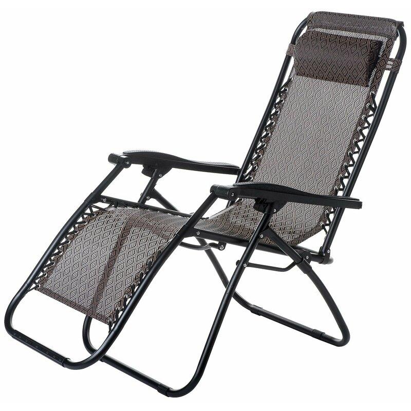 Etonnant Zero Gravity Folding Lounge Chair
