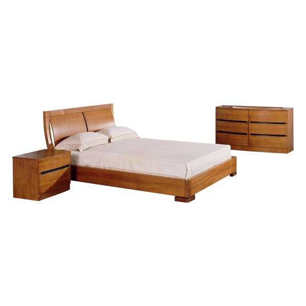 Carrabelle Platform Configurable Bedroom Set by Brayden Studio