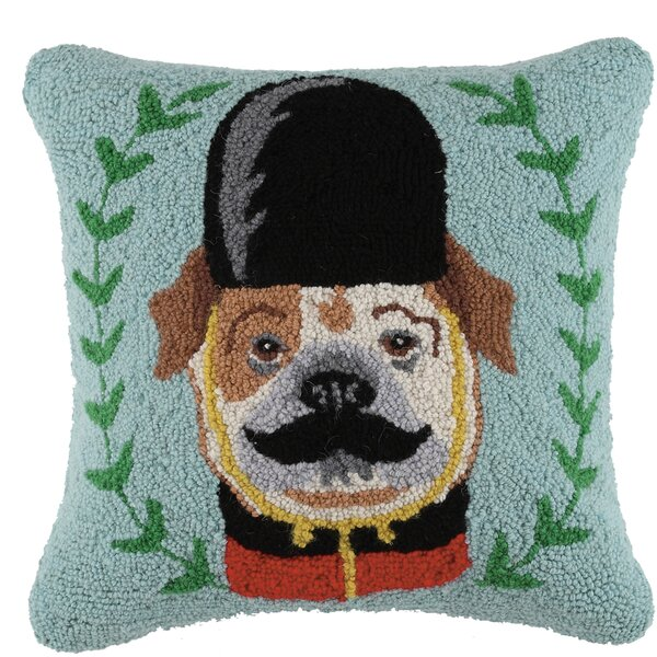 English Bulldog Pillow by Peking Handicraft