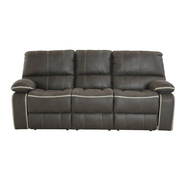 Flynt Reclining Sofa by Ebern Designs