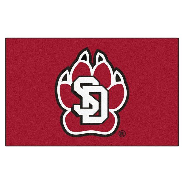Collegiate NCAA University of South Dakota Doormat by FANMATS