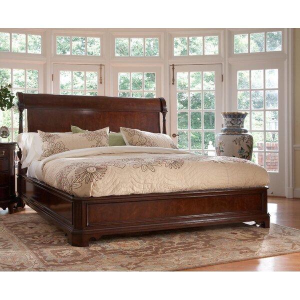 Charleston Sleigh Bed by Fine Furniture Design