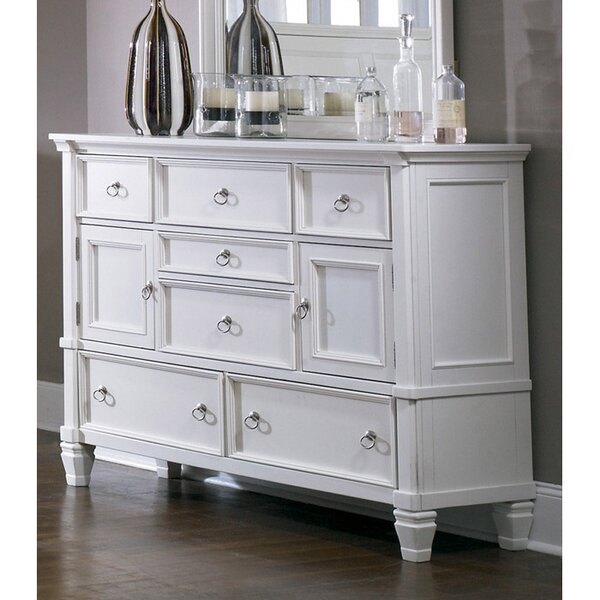 Preesall Combo Dresser by Three Posts