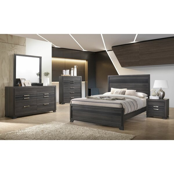 Platform Configurable Bedroom Set by Wrought Studio