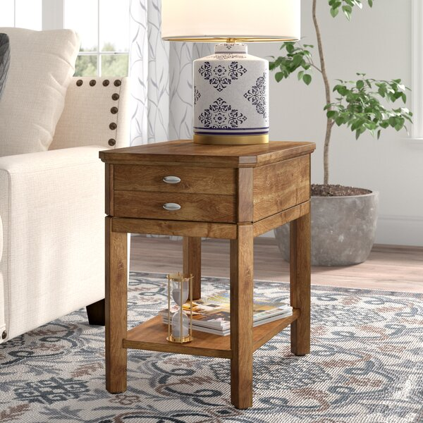 Weybossett End Table By Alcott Hill Today Only Sale