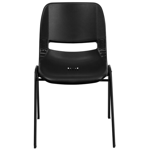 Laduke 12.25 Plastic Classroom Chair by Symple Stuff