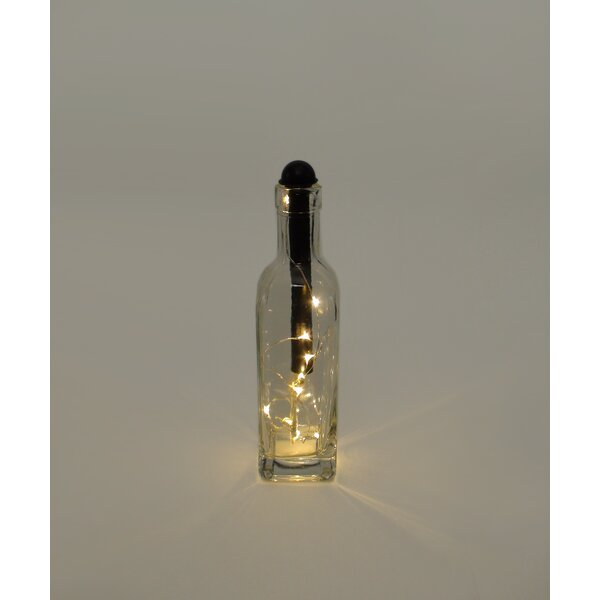 Light My Mini Bottle 10 Luminary by Wrought Studio