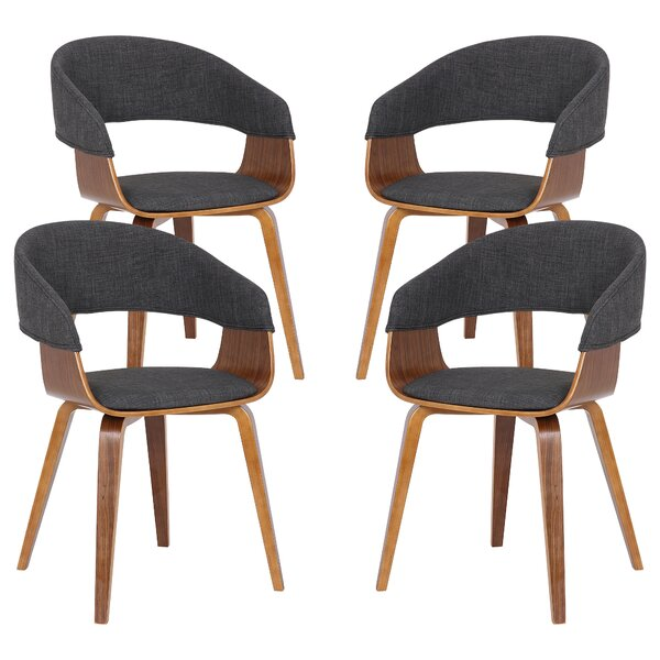 Mason Upholstered Dining Chair - set of 4 (Set of 4) by Ivy Bronx