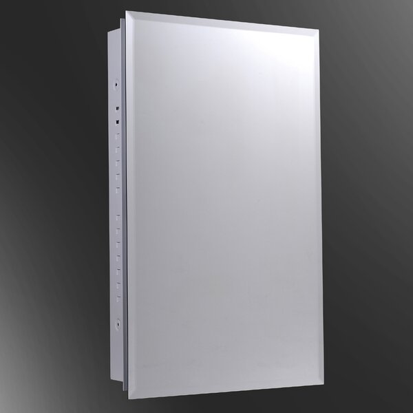 Trevon 13.5 X 36 Recessed Medicine Cabinet by Ebern Designs