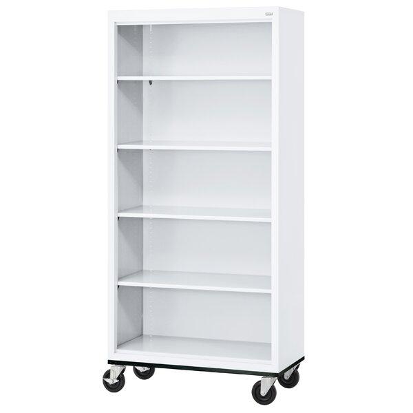 Elite Standard Bookcase by Sandusky Cabinets