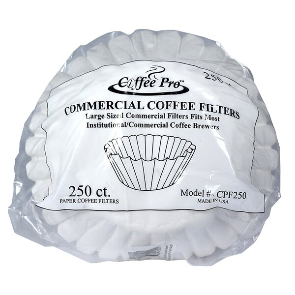 Institutional Size Coffee Filter by CoffeePro