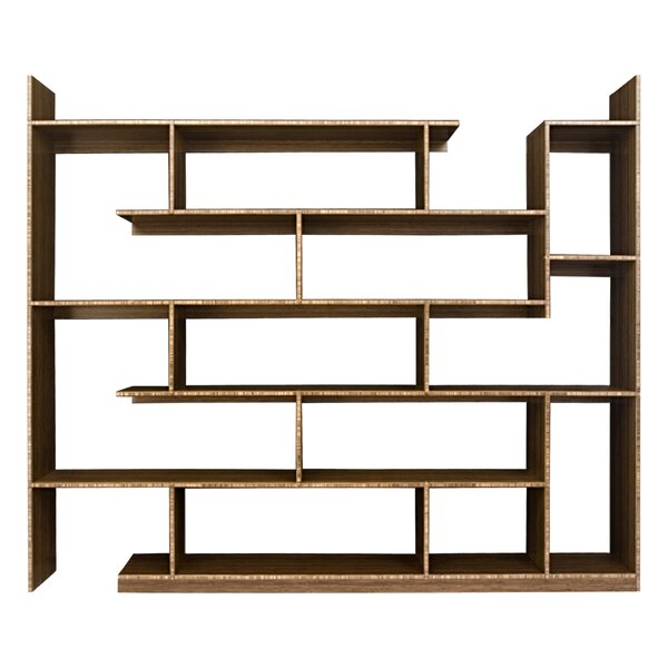 Stagger Major Bookcase by Brave Space Design