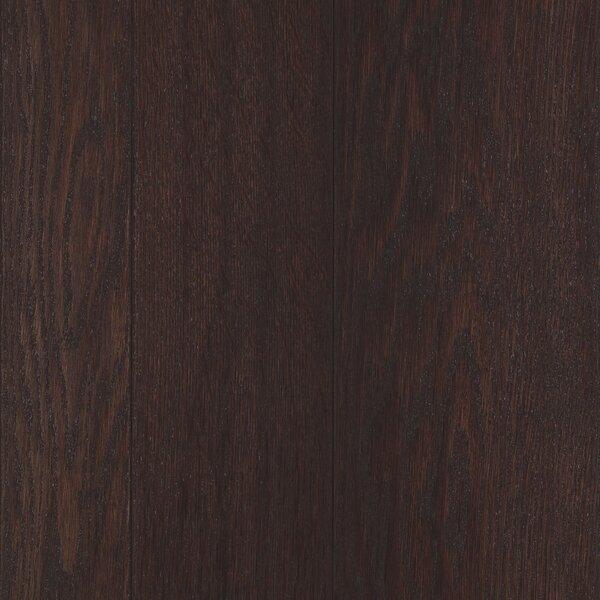 Penbridge Random Width  Engineered Oak Hardwood Flooring in Walnut by Mohawk Flooring