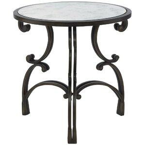 Villa Medici End Table by Bernhardt