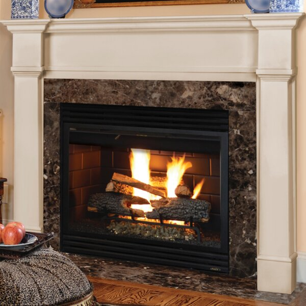 The Richmond Fireplace Mantel Surround by Pearl Mantels