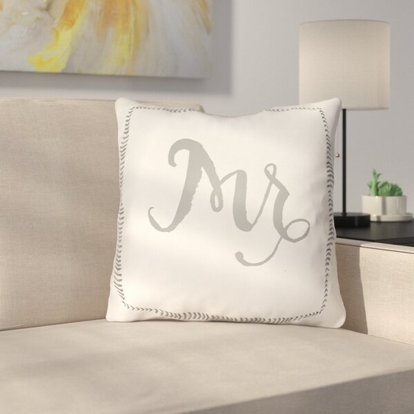 Jaxson Indoor/Outdoor Throw Pillow by The Twillery Co.