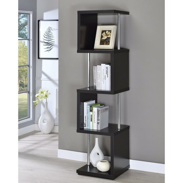 Mcbrayer Corner Unit Bookcase by Ivy Bronx