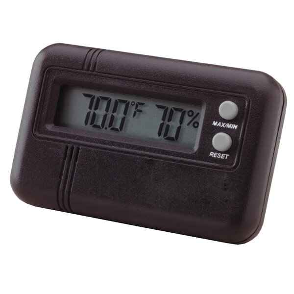 Digital Thermo Hygrometer By Buddy Products