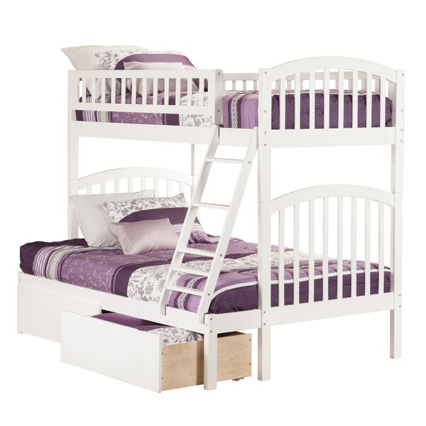 Jackie Twin over Full Bunk Bed by Viv + Rae