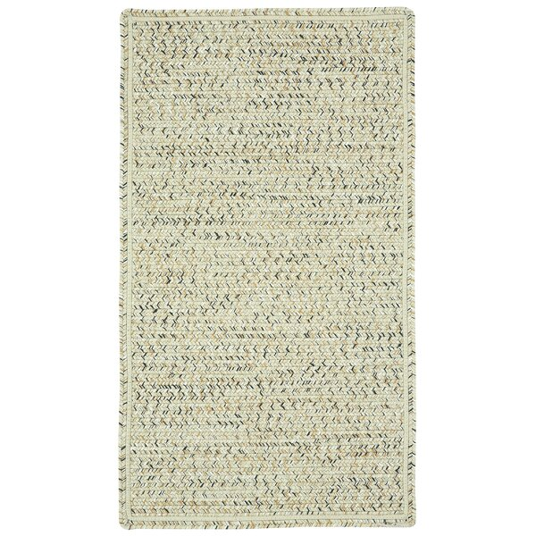 Isaiah Sandy Beach Variegated Outdoor Area Rug by Beachcrest Home