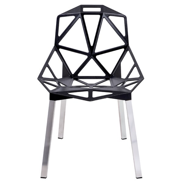Melcher Modern Dining Chair (Set of 4) by Ivy Bronx