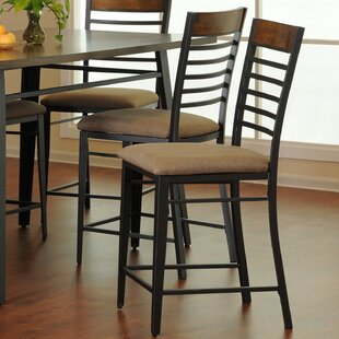 Price comparison Fountain Counter Height Side Chair by Simmons Casegoods (Set of 2) by Trent Austin Design