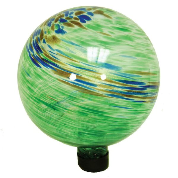 10 Swirl Illuminarie Gazing Globe by Echo Valley