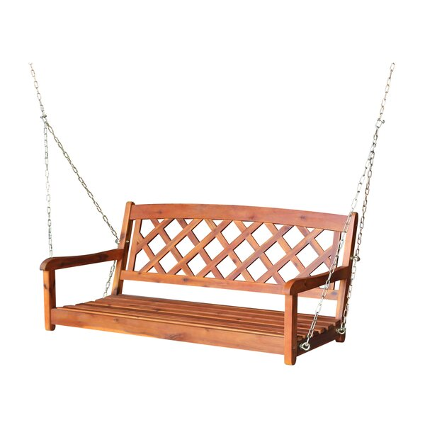 Jaynes Porch Swings by Charlton Home Charlton Home