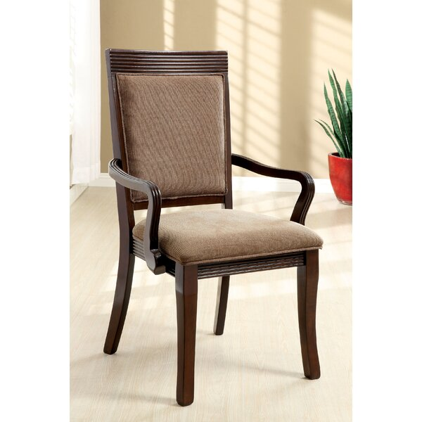 Coalville Upholstered Dining Chair (Set of 2) by Darby Home Co