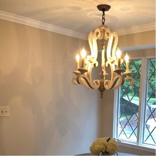 Great Price Bella 5-Light Chandelier By Ophelia & Co.