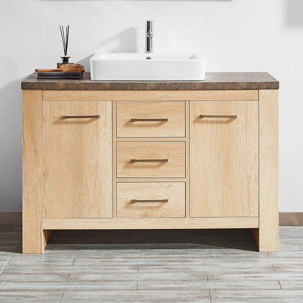 Kemp 48 Single Bathroom Vanity Set by Union Rustic