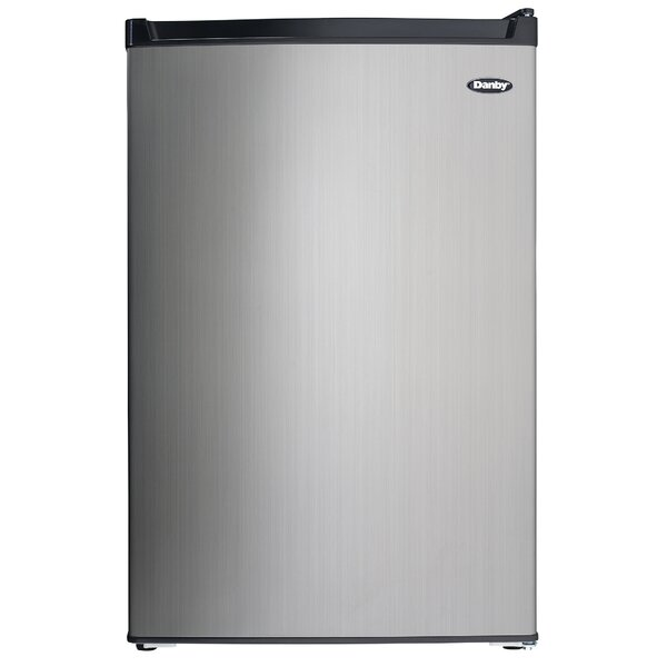4.5 cu. ft. Compact Refrigerator with Freezer by Danby