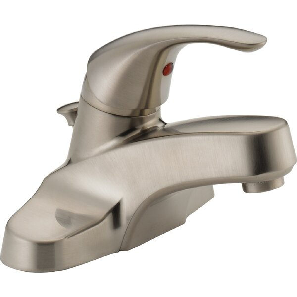 Wall mounted Bathroom Faucet with Drain Assembly
