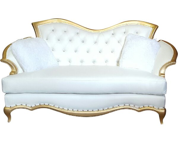 Perlita Loveseat By Benetti's Italia Today Sale Only