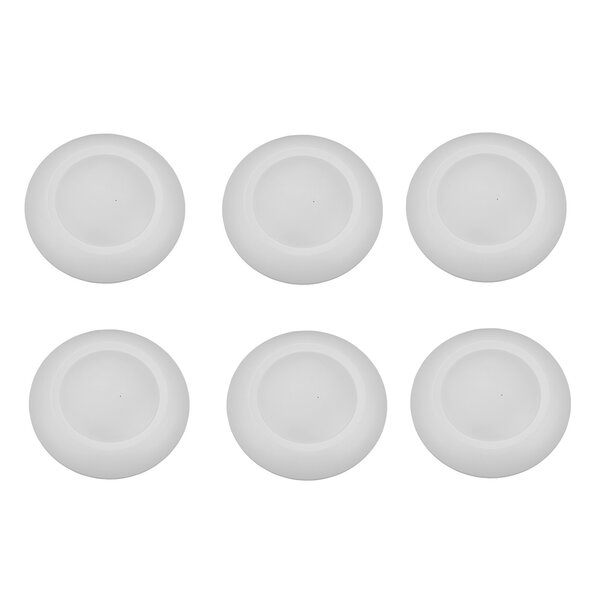 4 Eyeball Recessed Trim (Set of 6) by Elegant Lighting