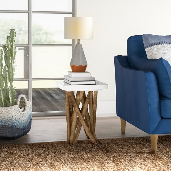 Margarita End Table by Mistana