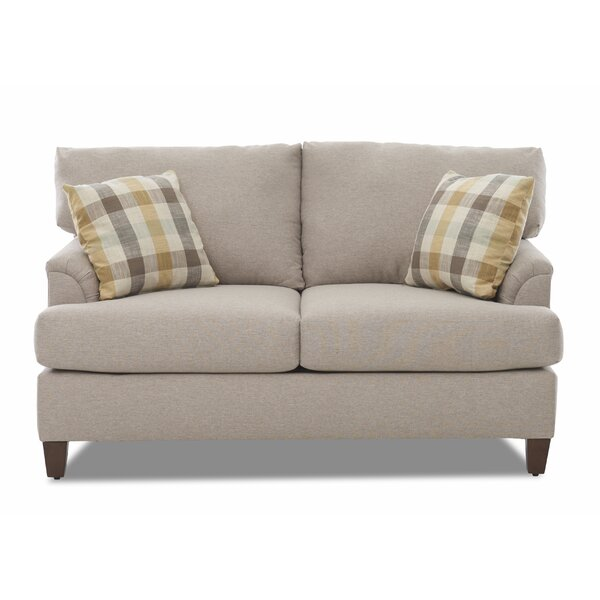 Modern Morgane Loveseat by Birch Lane Heritage by Birch Lane�� Heritage