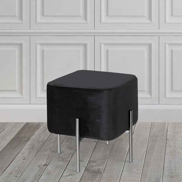 Britannia Cube Ottoman by Willa Arlo Interiors