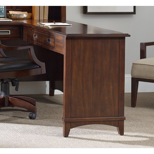 Latitude 30 H X 52 W Left/Right Desk Return by Hooker Furniture