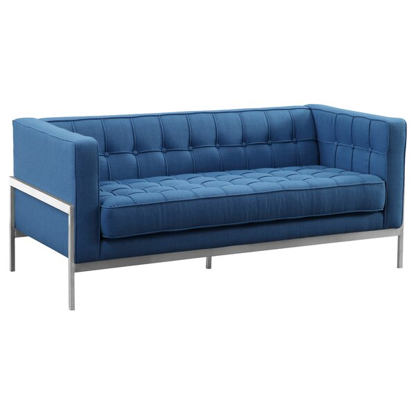Hults Loveseat by Orren Ellis