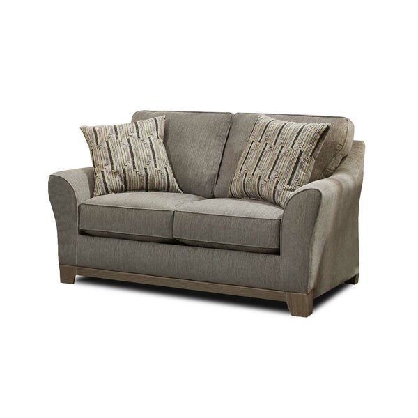 Complete Guide Dora Loveseat by Millwood Pines by Millwood Pines