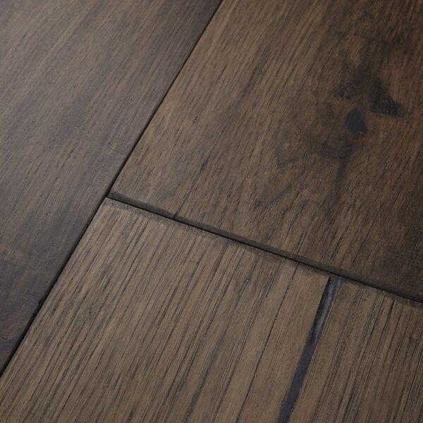 Maison 7 Engineered Hickory Hardwood Flooring in Wine Barrel by Mannington