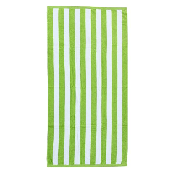 Cabana Egyptian Quality Cotton Beach Towel by Friends & Home