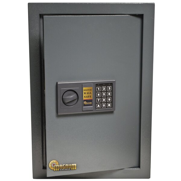 Key Wall Safe 0.585 CuFt by Magnum