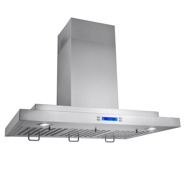 30 471 CFM Convertible Wall Mount Range Hood by AK