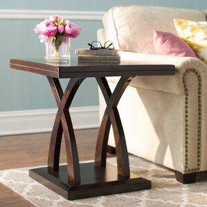 Follansbee End Table by Andover Mills