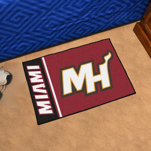 NBA Miami Heat Starter Mat by FANMATS