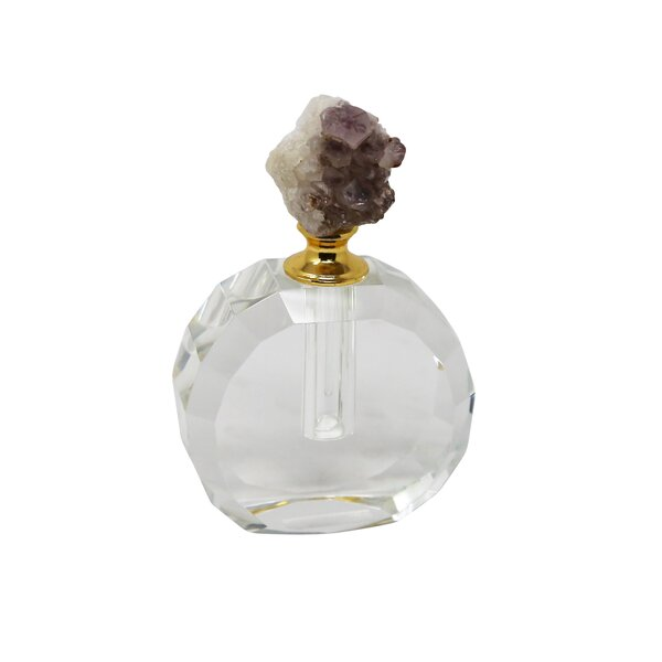Blanche Perfume Decorative Bottle by Mercer41