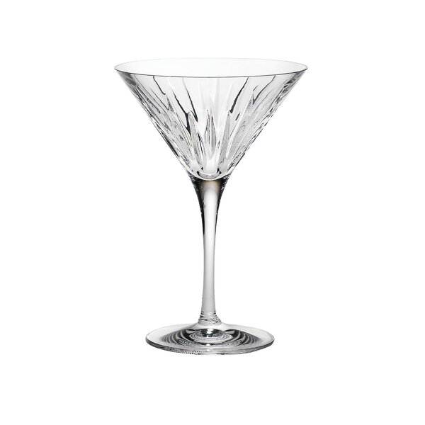 Soho 8 oz. Crystal Cocktail Glass (Set of 2) by Reed & Barton