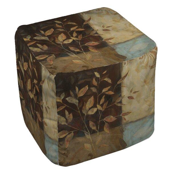 Amie Cube Ottoman by Fleur De Lis Living
